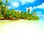 Ee Island, Aitutaki Atoll