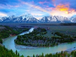 Snake River, Wyoming