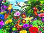 ★Parrot Jungle★