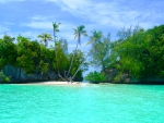 Little Beach, Palau Island