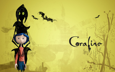 Coraline Movies Entertainment Background Wallpapers On Desktop Nexus Image 181691