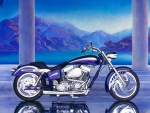 Harley Davidson Custom Bike