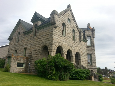 Castle Museum and Carriage House - museum, castle, white sulphur springs, montana