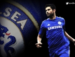Diego Costa Chelsea Wallpaper