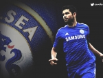 Diego Costa Chelsea Wallpaper version 2