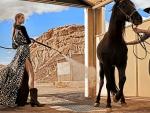 Cowgirl Horse Wash