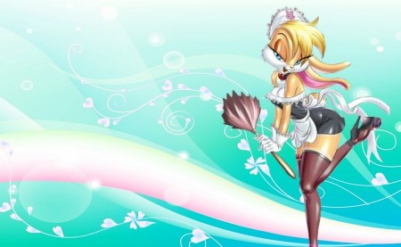 French Maid Lola Tv Series Entertainment Background Wallpapers