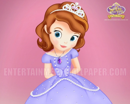Sofia The First - Sofia, Wallpaper, The, First