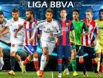 LIGA BBVA 2014 - 2015