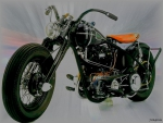 Kustom Harley Davidson