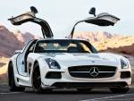 2013 Mercedes Benz Gull Wing SLS AMG