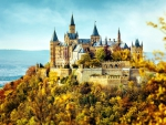 Castle Hohenzollern, Germany