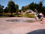 Little Park Fountain