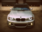 BMW E46 M3 Mean Front End