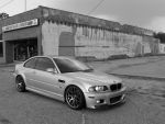 BMW E46 M3 Downtown