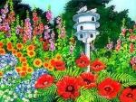 ★Dove & Poppies★