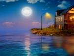 ~*~ Night Landscape ~*~