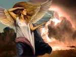 Angel and Thunder