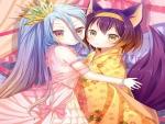 Shiro & Izuna