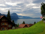 Swiss Lake House