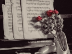 Dance makes music visible