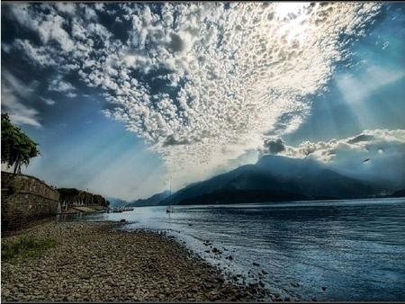 COMO lake   Italy - como, italy, lake