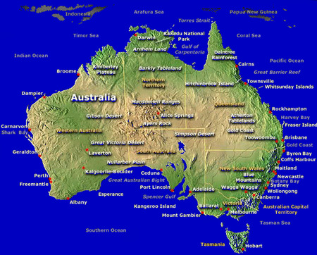 Australia Map Wallpaper.Large Australian Map Photography Abstract Background Wallpapers
