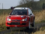 Citroen Rally Car