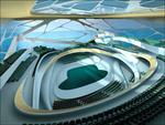 Interior Abu Dhabi Performing Arts Centre