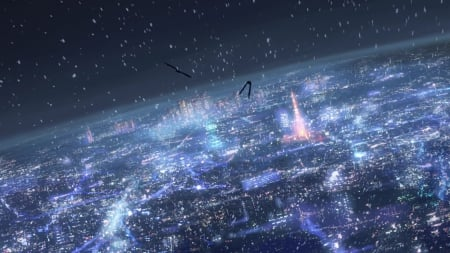 Tokyo Night Other Anime Background Wallpapers On Desktop