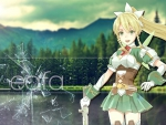Sword Art Online Leafa Wallpaper