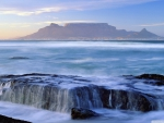 Scenic South African National Park