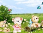 Teddy Bear Picnic