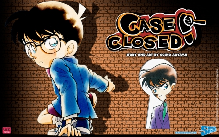 Case Closed Other Anime Background Wallpapers On Desktop Nexus