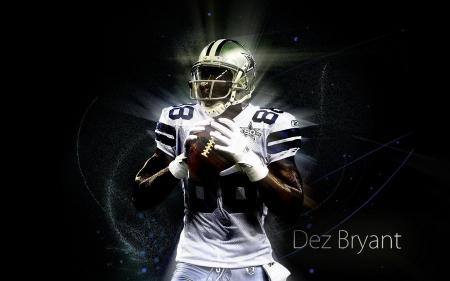 Dez Bryant Dallas Cowboys Wide Receiver Football Sports