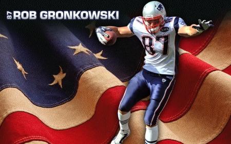 Rob Gronkowski: New England Patriots