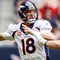 Peyton Manning: Denver Broncos quarterback