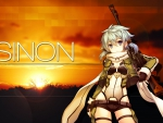 Sinon Wallpaper