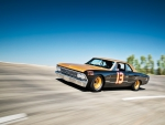 Chevrolet-Chevelle Grand-National-Race-Car-1966