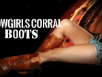 Cowgirls Corral Boots