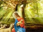 JESUS good shepherd