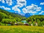 Riessersee, Upper Bavaria