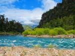 Futaleufu River in Chile