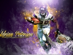 Adrian Peterson: Minnesota Vikings running back