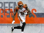 A J Green: Cincinnati Bengals wide receiver