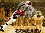 A J Green Cincinnati Bengals wide receiver