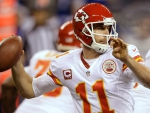 Alex Smith: Kansas city Chiefs quarterback