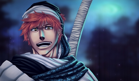 I came to help - Shinigami, Anime, Quincy, Bleach, Manga, I Came To Help, Thousand Year Blood War Arc, Human, Shinigami Substitute, Zanpakuto, Kurosaki Ichigo