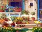 ★Spring Front Porch★