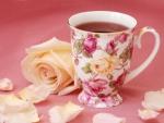 Rose & Tea